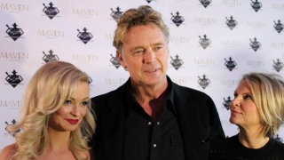 Mindy Robinson, John Schneider, and Alicia Allain on the Red Carpet at Celebrity Theater.